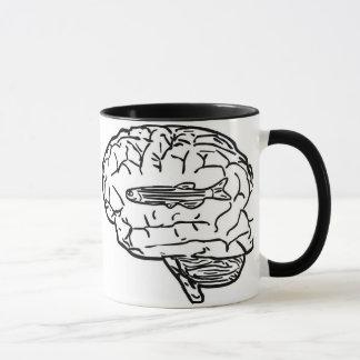 Mug Nous avons des zebrafish sur le cerveau !