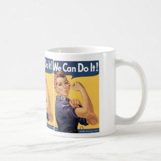 Mug Nous pouvons le faire !