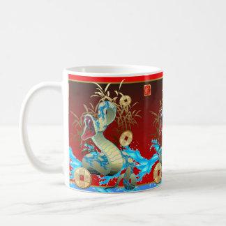 Mug Nouveau Year-2013-year chinois du serpent