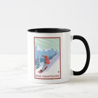 Mug Nouvelle scène de HampshireSnowboarder