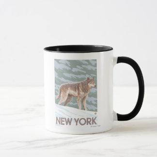 Mug Nouvelle scène de YorkWolf