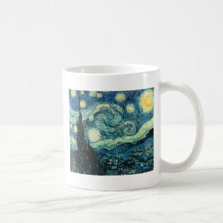 Mug Nuit étoilée de Vincent van Gogh