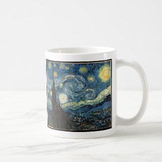 Mug Nuit étoilée par Vincent van Gogh