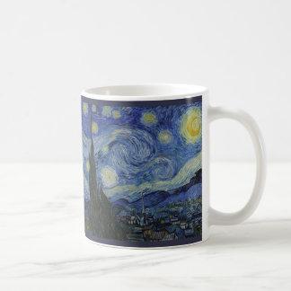 Mug Nuit étoilée par Vincent van Gogh - 1889