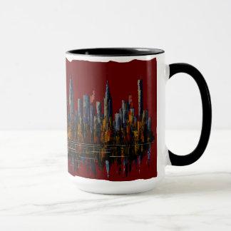 Mug NY New York, j'aime New York, grand Apple