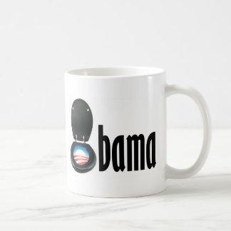 Mug Obama (toilette)