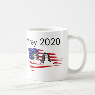Mug Obama - Winfrey 2020