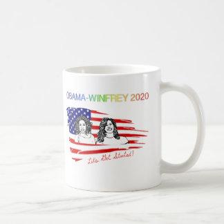 Mug Obama - Winfrey 2020 LGS