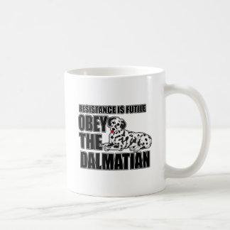 Mug Obéissez le Dalmate