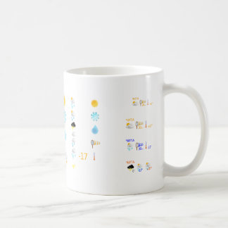 Mug Observateur de temps