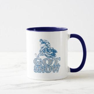 Mug Obtenir-Neige-Affligé-GreyBlu