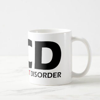 Mug OCD - Désordre obsédant de chat