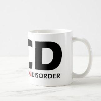 Mug OCD - Désordre obsédant de corgi