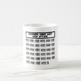 Mug OCD drôle