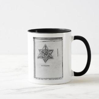 Mug Octangula de Stella, de 'De Divina Proportione'