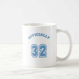 Mug Officiellement 32
