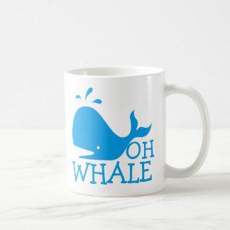 Mug Oh baleine