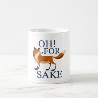 Mug Oh dans l'intéret de renard