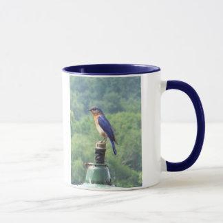 Mug Oiseau bleu