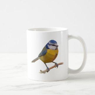 Mug Oiseau de mésange bleue