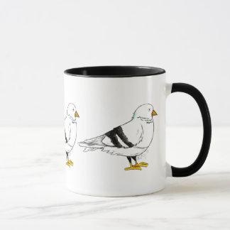 Mug Oiseau de pigeon de New York City NYC
