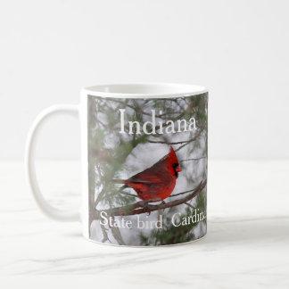 Mug Oiseau d'état cardinal du nord