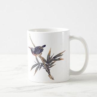 Mug oiseau et bambou 2