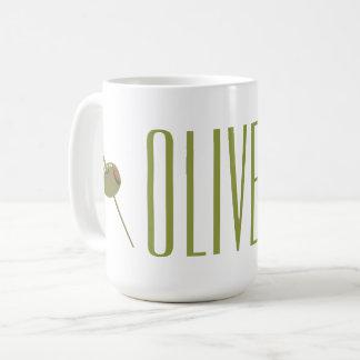 Mug Olive vous (je t'aime) Valentine romantique drôle