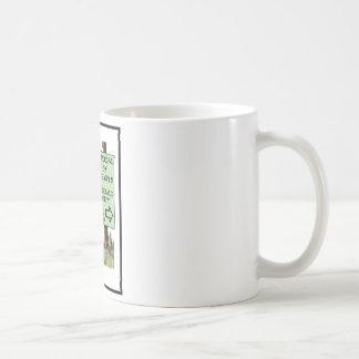Mug Once - Homme de bidon