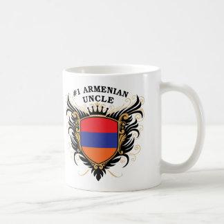 Mug Oncle arménien du numéro un