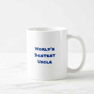Mug Oncle de Bestest du monde