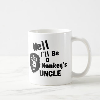 Mug Oncle de singes