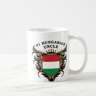 Mug Oncle hongrois du numéro un