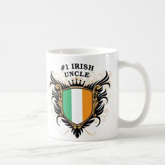 Mug Oncle irlandais du numéro un