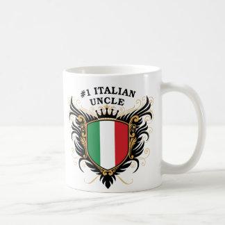 Mug Oncle italien du numéro un