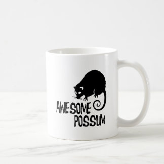 Mug Opossum impressionnant