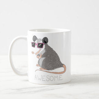 Mug Opossum impressionnant drôle
