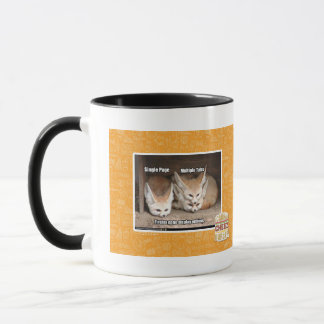 Mug Options d'affichage de page