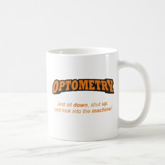 Mug Optométrie/machine