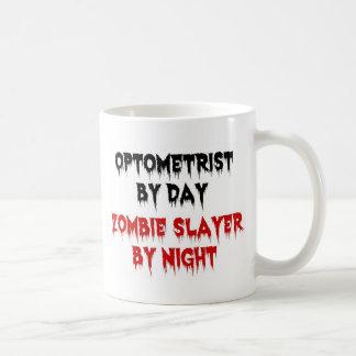 Mug Optométriste par le tueur de zombi de jour par