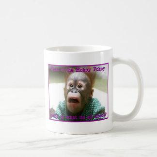 Mug Orang-outan à l'eau de rose de Pokey
