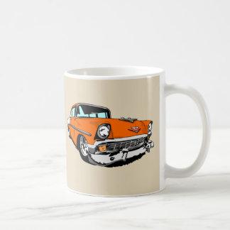 Mug Orange '56 Shoebox