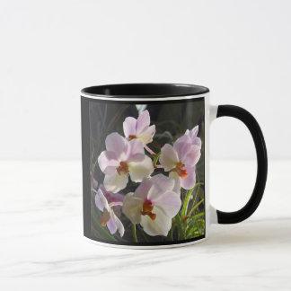 Mug Orchidées de papillon - rose
