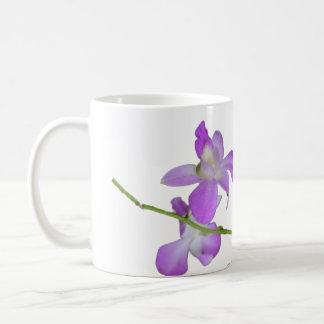 Mug Orchidées pourpres