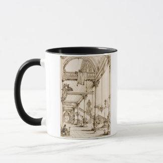 Mug Oreillette d'un palais, dans les gènes, du 'art et