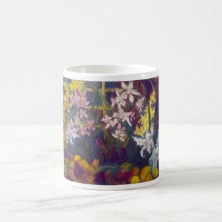 Mug Origines d'orchidées IX, FauveArts.com