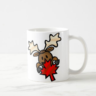 Mug Orignaux canadiens