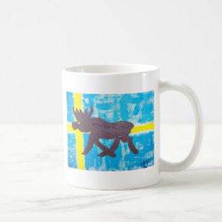 Mug Orignaux suédois