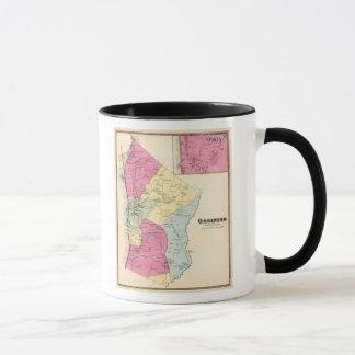 Mug Ossining, Sparte
