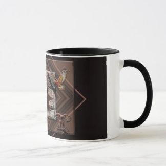 Mug ou tasse aigle 野鳥